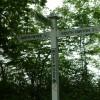 Signpost at Wyke Moor Cross, Devon