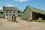 Farm buildings at West Leigh, Devon