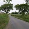 Lane near Punchardon