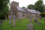 St Michael's church, Wembworthy