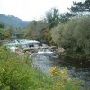 Sulby River at Sulby Claddaghs