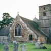 Canford Magna: parish church