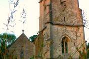 Holy Rood Church, Daglingworth, Gloucestershire