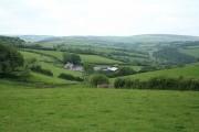 North Molton: towards Great Heasley