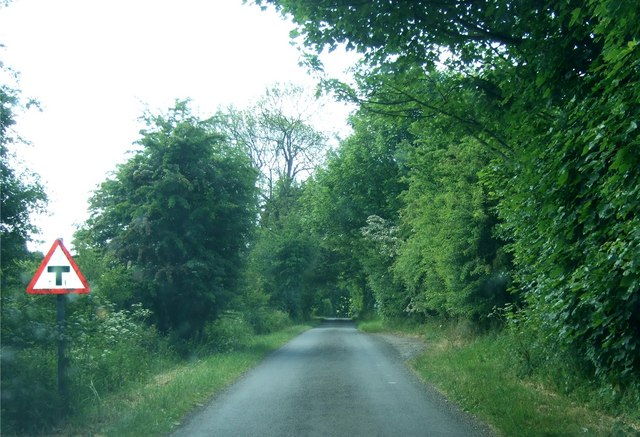 Approach to Neasham-Cleatlam junction.