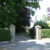 Entrance to Newsham Hall