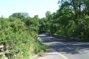 Approach to Winston bridge
