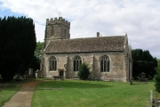 Moreton Valence church