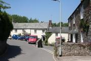 Holbeton: the village centre