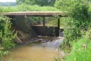 Sluice and Bridge, New Ash Bourne