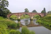 Bridge at Llandrinio