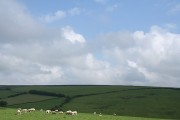 North Molton: towards North Molton Ridge