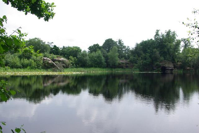 The Lake, Lake Wood, Uckfield