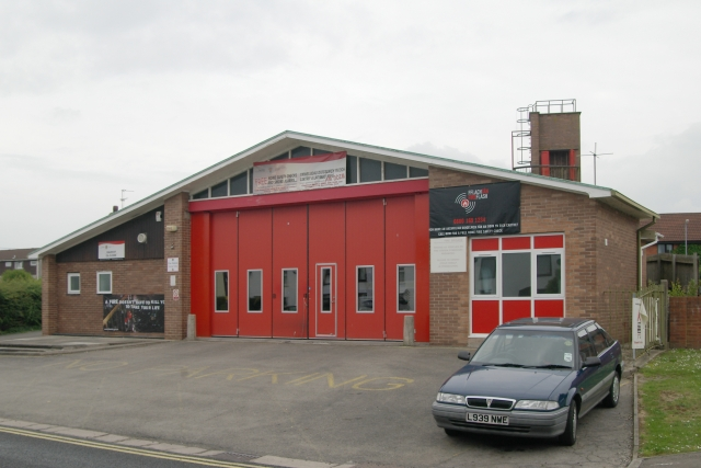 Caldicot Fire Station