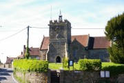 St Mary's church in Abbas Combe