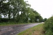 Road on Broadbury
