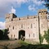 Caldicot Castle entrance