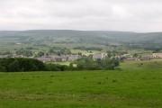 Hawkshaw village