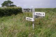 Sandymoor Cross