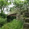 Footbridge over the Nidd