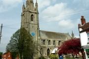 Church of St Andrew, Heckington