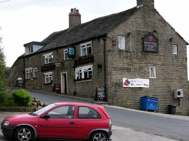 Crown and Thistle, Grimehills