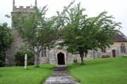 The Parish Church of St John the Baptist, Buckhorn Weston