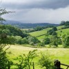 Beech Hill viewed from Castle Farm