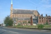 The Old Gorton Monastery on Gorton Lane