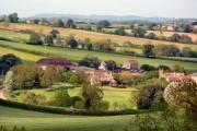 Hardington village.