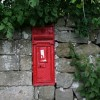 Victorian Postbox at Dacre.
