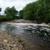 River Wear after rain