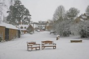 Balscott in the Snow (February 2007)