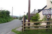 Public House at Cefn-Crib