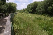 Halwill Junction nature reserve