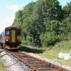 Tawstock: train on the Tarka Line