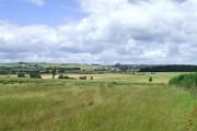 Farmland north of Weston, Shropshire
