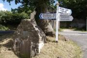 Well at Holemoor Cross