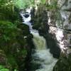 Taf Fechan beneath Pont Sarn
