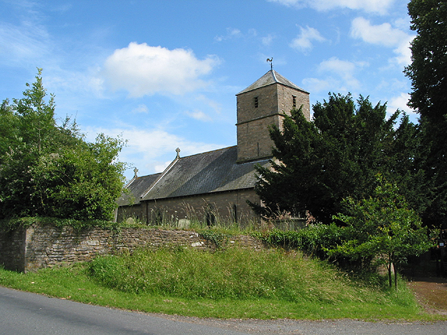 St. John the Baptist Church, Aston Ingham