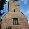 West tower of St. John the Baptist's, Aston Ingham