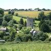 Membury: the village