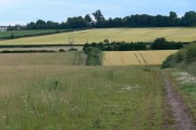 Worcestershire farmland