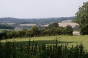 Farm gate.