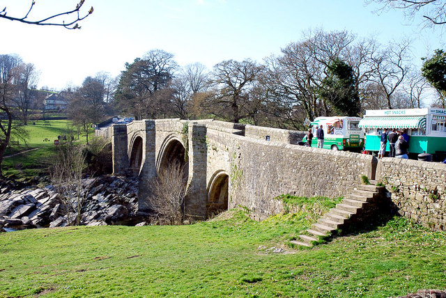 Devil's Bridge - Kirkby Lonsdale