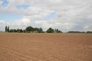 Frieston farmland