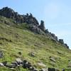 Granite Pinnacles on Escalls Cliff