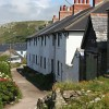 A Row of Cottages in Sennen Cove