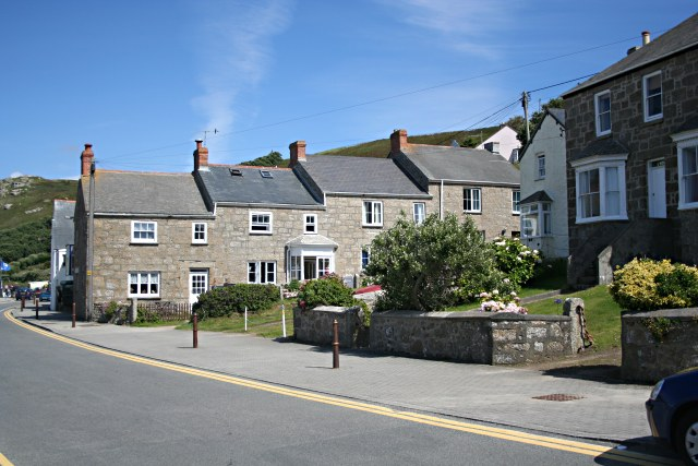 Houses at Sennen Cove