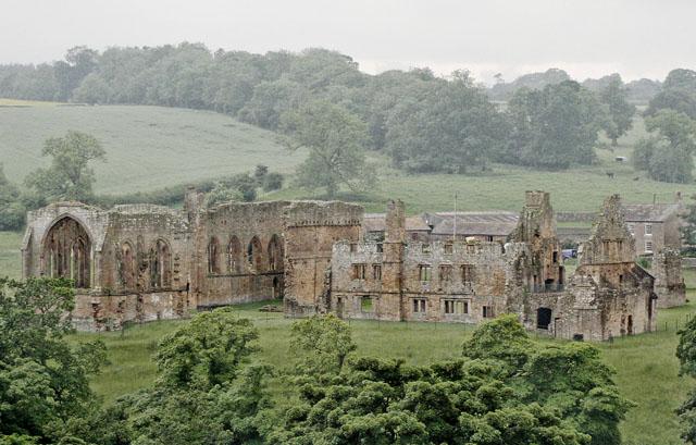 Eggleston Abbey
